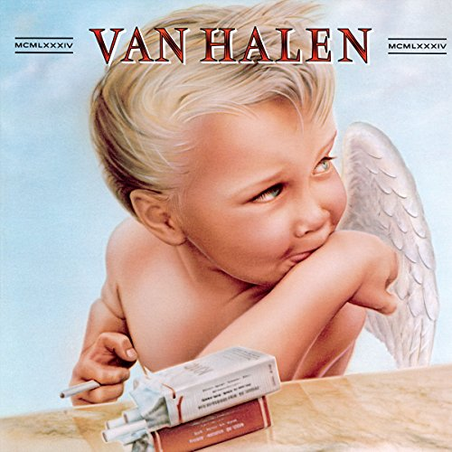 Original album cover of 1984 by Van Halen