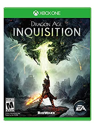 Dragon Age Inquisition - Xbox One Standard Edition