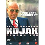 Kojak - Season Two - 6-DVD Box Set ( Kojak - Season 2 )by Victor Argo
