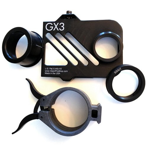Minits Iwitness Ssa Kit Gx3-L For Samsung Galaxy S Iii And Leupold Mk 4 Or Gold Ring Spotting Scopes