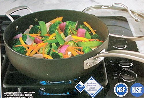 Kirkland Signature Ultimate Chef's Pan 6.1L/6.5 US QT