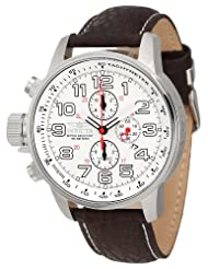 Invicta Watches, Men's Force Chrono Watch Stainless Steel, Model 2771