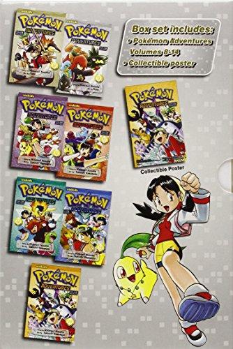 POKEMON ADVENTURES GN BOX SET VOL 02 GOLD SILVER (Pokémon)