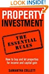 Property Investment: the essential ru...