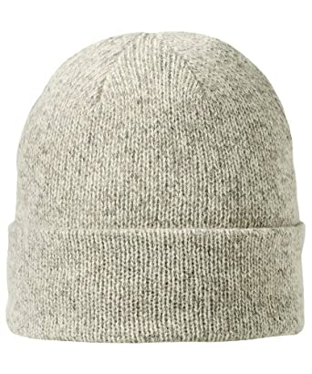 Woolrich Ragg Wool Hat, OATMEAL (Beige)