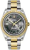 Rolex Datejust Automatic 18kt Gold Be…