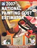 img - for 2007 National Painting Cost Estimator book / textbook / text book