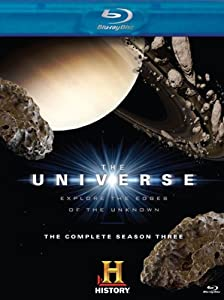 The Universe: Season 3 [Blu-ray]