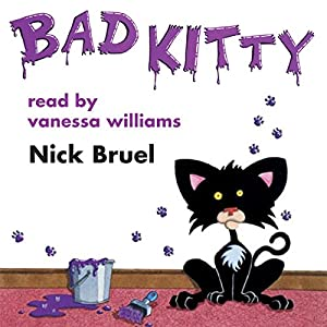 Bad Kitty Audiobook