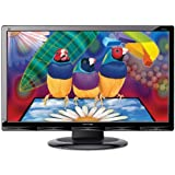 51OyB9gOOmL. SL160  ViewSonic VA2702W 27 Inch Full HD 1080p Widescreen LCD Monitor with DVI and VGA Inputs   Black