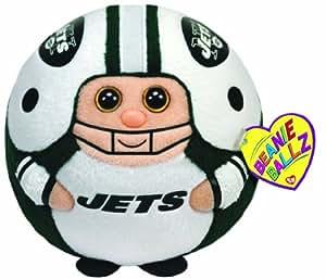 Ty Beanie Ballz New York Jets - NFL Ballz