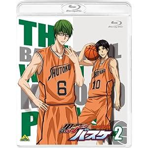 黒子のバスケ 2nd SEASON 2 [Blu-ray]