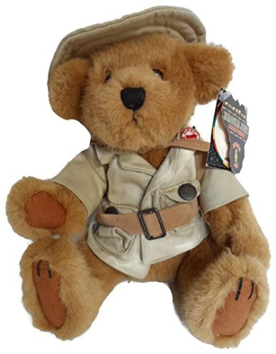 "Jungle Joe's Safari Friends ""Jungle Joe"" Plush Bear - 1"