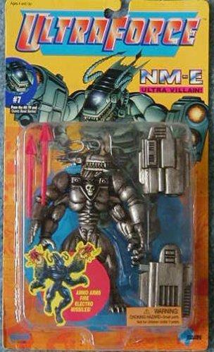 "6"" NM-E Ultra-Villian Action Figure - 1995 UltraForce #7 - 1"