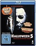 Halloween 5 - Die Rache des Michael Myers (Uncut) [Blu-ray]