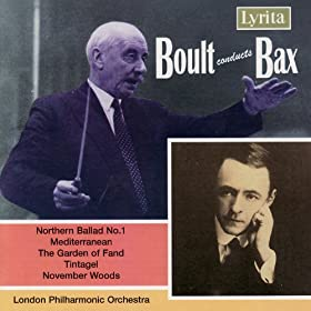 Bax: Orchestral Tone Poems