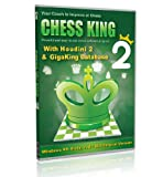 Chess King 2 Playing and Analysis Software (Just Published June 2013)