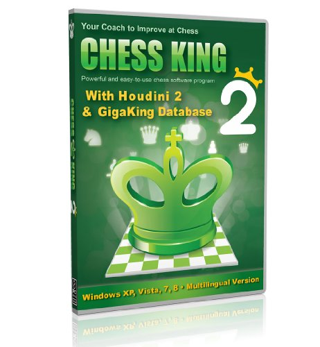 Chess King 2 Playing and Analysis Software (Just