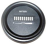 PRO72RC 72 Volt Battery Indicator, Meter, Gauge - EV electric vehicle