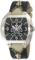 tokidoki Unisex TDW182SBLK Zipper Watch
