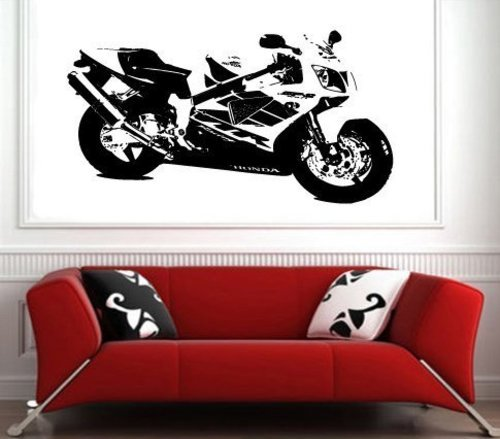 wall-sticker-mural-vinyl-motorcycles-honda-vtr-1000-sp-2-s6373