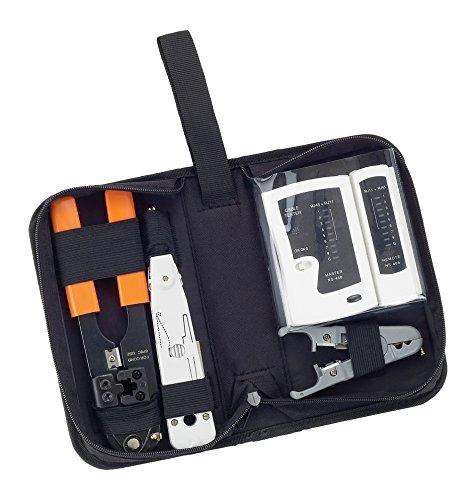 Equip 129503 - Kit de herramientas para redes