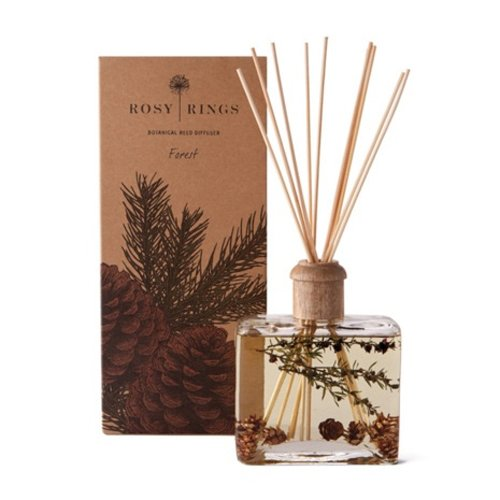 Rosy Rings Botanical Reed Diffuser Forest