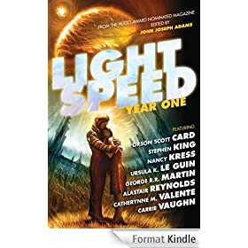 Lightspeed: Year One (English Edition)