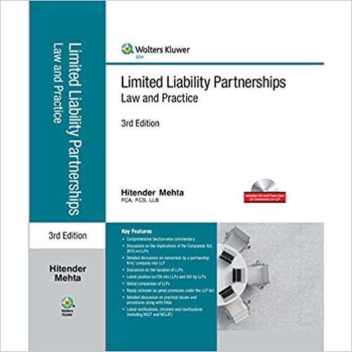 Limited Liability Partnership- Law and Practice