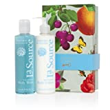 Crabtree & Evelyn La Source Bath And Body Duo Gift Set 2 X 250ml