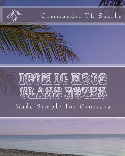 Icom IC M802  Class Notes: Made Simple for Cruisers