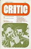 Critic Magazine (Volume 1, Number 1)
