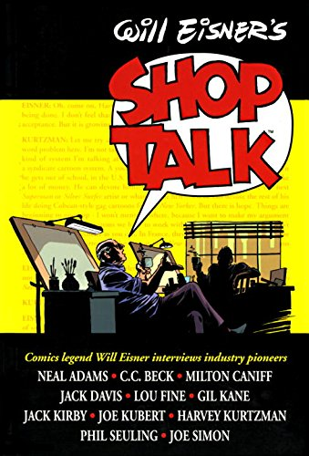 Comic Shop Talk