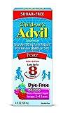 Children's Advil Sugar Free Pain Relief, 4 Ounce