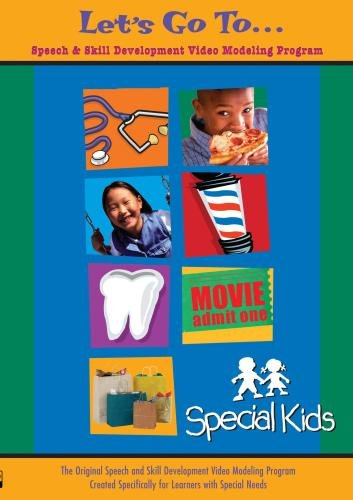 Special Kids Learning Series: Let S Go To front-342212