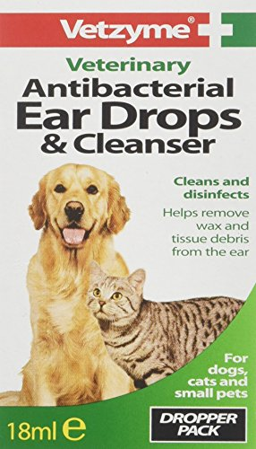 Vetzyme-Pet-Anti-bacterial-Ear-Drops-Cleanser-18ml