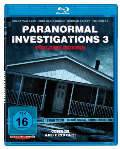 Paranormal Investigations 3 [Blu-ray]