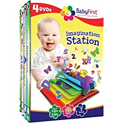 Baby First - Imagination Station - 4 DVD