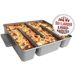 Click to buy Cool Kitchen Gadget: Simple Lasagna Pan from Amazon!