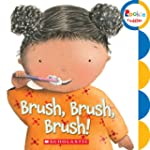 Rookie Toddler: My Body Books: Brush,...