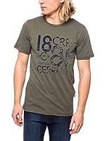 Cerruti Camiseta Manga Corta CMM8022350 C0842 (Barro)