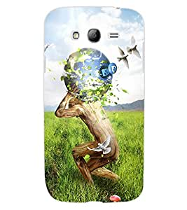 ColourCraft Creative Image Design Back Case Cover for SAMSUNG GALAXY GRAND NEO I9060