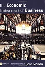 Essential Economics for Business by John Sloman