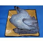 烏骨鶏(ウコッケイ)肉(1羽中抜き)【国産純粋種】(約1Kg)冷凍
