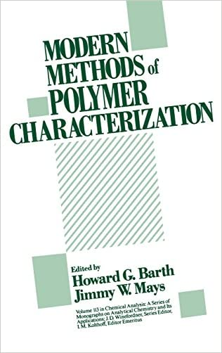 Modern Methods of Polymer Characterization (Chemical Analysis: A Series of Monographs on Analytical Chemistry and Its Applications)