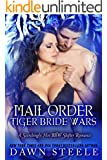 Mail Order Tiger Bride Wars: A Scorchingly Hot BBW Shifter Romance (English Edition)