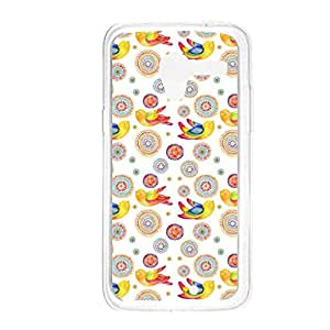 a AND b Designer Printed Mobile Back Cover / Back Case For Motorola Moto X (Moto_X_2310)