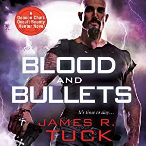 Blood and Bullets Audiobook