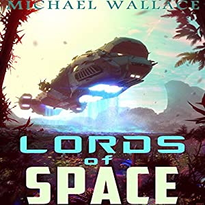 Lords of Space Audiobook