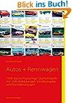 Autos + Rennwagen: 1058 deutschsprach...